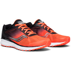 saucony Breakthru 4 Shoes Men ViziRed/Black